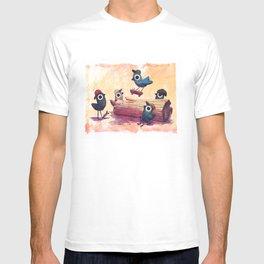 Skatebirding T-shirt