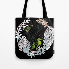 Seahorse Tote Bag