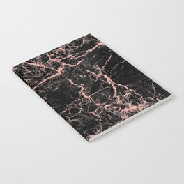 Marble Rose Gold - Someone Notebook