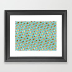 Don't Eat Me!! Framed Art Print