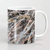 copper Mugs featuring Copper ore by Bruce Stanfield