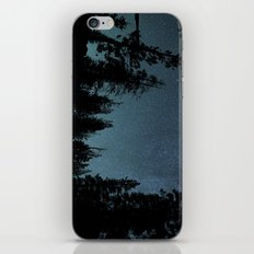 Stars and Trees iPhone & iPod Skin