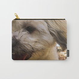 dirty puppy Carry-All Pouch