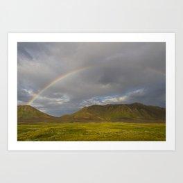 ICELAND III Art Print