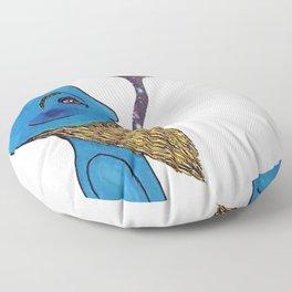 Vaping Galaxy Floor Pillow
