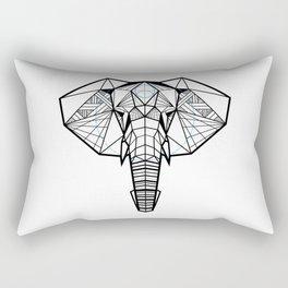 Elephantas Rectangular Pillow