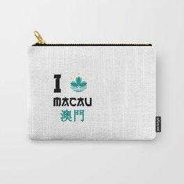 I love Macau Carry-All Pouch