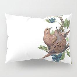 Mourning Doves Pillow Sham