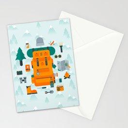 Adventuring Stationery Cards