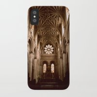 england iPhone & iPod Cases featuring Oxford, England by David Hohmann