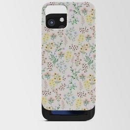 Spring Bloom iPhone Card Case