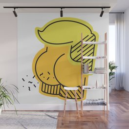 Say it, don't spray it. Wall Mural