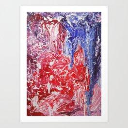 Inferno II Art Print