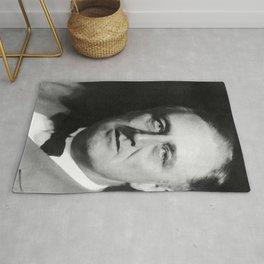President Franklin Delano Roosevelt Rug