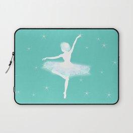 Dancing snowflake I Laptop Sleeve