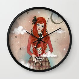 In My Arms Wall Clock