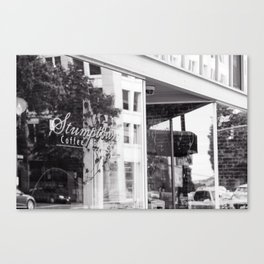 Stumptown Coffee Portland Canvas Print