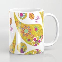 Paisley pattern #4 Coffee Mug
