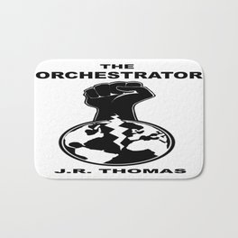 The Orchestrator cover Bath Mat