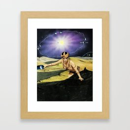 common thieves Framed Art Print