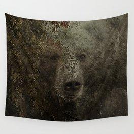 Spirit Bear Wall Tapestry
