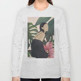 My Tropical Garden Long Sleeve T-shirt