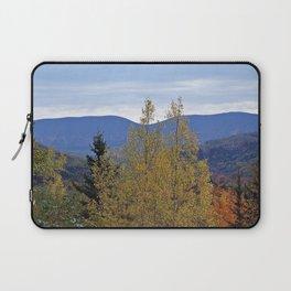 Mont Albert Quebec Laptop Sleeve