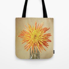 Nature's Firework Tote Bag