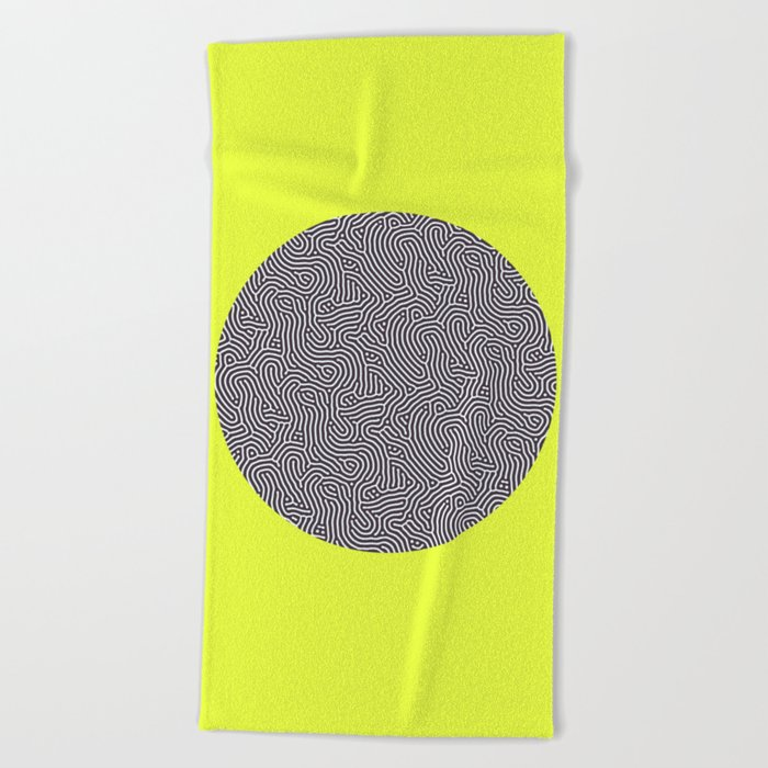 Oyel Beach Towel