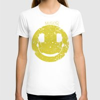 nicki T-shirts featuring Music Smile V2 by Sitchko Igor