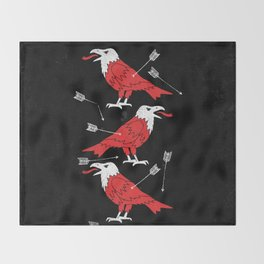 warbird Throw Blanket