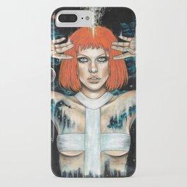 Leeloo Dallas iPhone Case