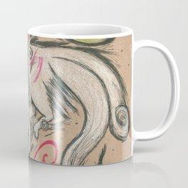 Run (Amaterasu - Okami) Coffee Mug