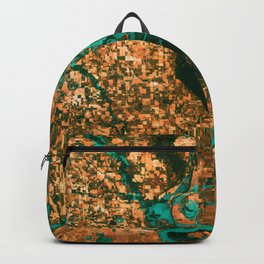 Meandering Mississippi Backpack