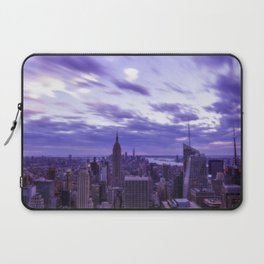 City at Sunset Laptop Sleeve