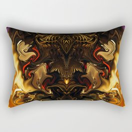 Arezzera Sketch #726 Rectangular Pillow