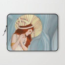 The Prayer Laptop Sleeve