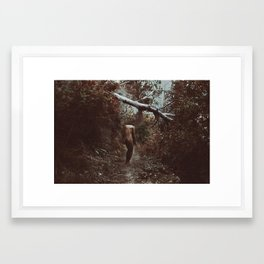 Famine Framed Art Print