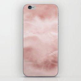 Rose brown Marble texture iPhone Skin