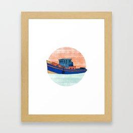 Bootle Bumtrinket Framed Art Print