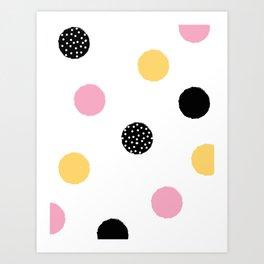 oh baby Art Print
