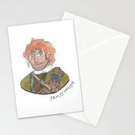 Jamie Fraser Stationery Cards