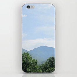 Tennessee Smokies iPhone Skin