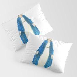 The Virgin Mary Pillow Sham