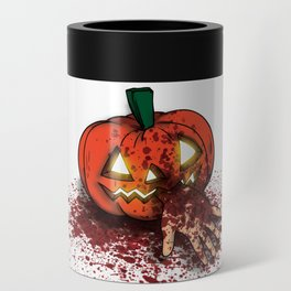 Bloody Pumpkin Can Cooler