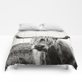 Highland Cow Comforters