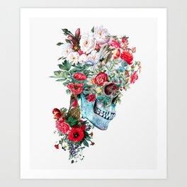 Momento Mori RPE Art Print