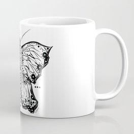 Tribal Butterfly Coffee Mug