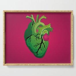 Corazón de Nopal | Cactus Heart Serving Tray