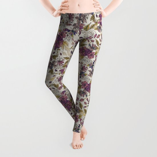 Dreaming Florals Leggings